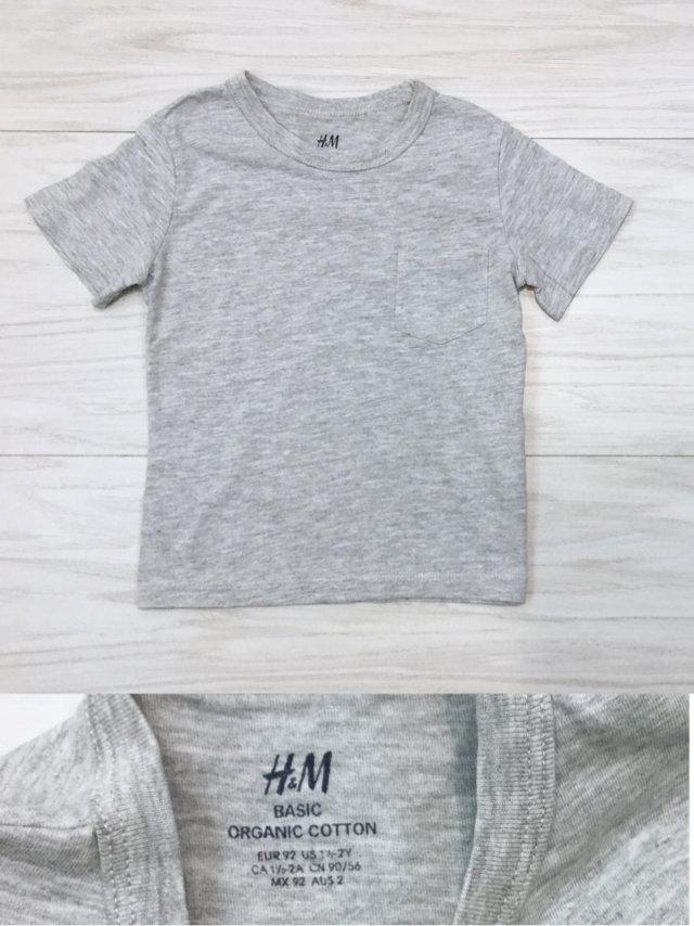 7524463db6af футболка H&M (1,5-2года) 0006р